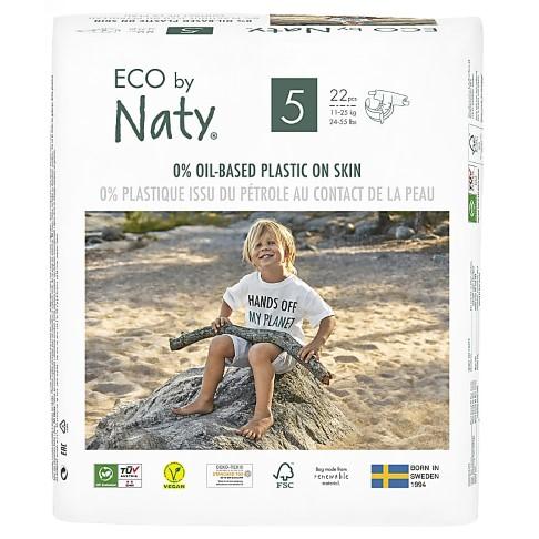 Naty by Nature Babypflege Windeln: Größe 5
