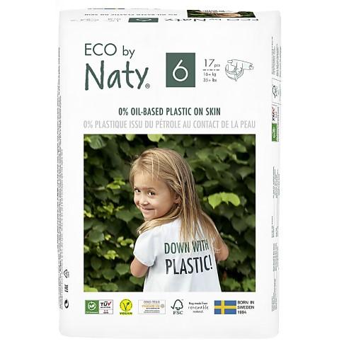 Naty by Nature Babypflege Windeln: Größe 6