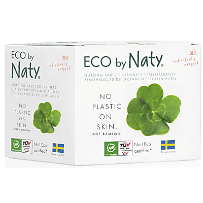 Eco by Naty Babycare Stilleinlagen