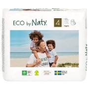 Eco by Naty Babypflege Höschenwindeln: Größe 4 Maxi/Maxi Plus