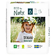 Eco by Naty Babypflege Höschenwindeln: Größe 6 X-Large