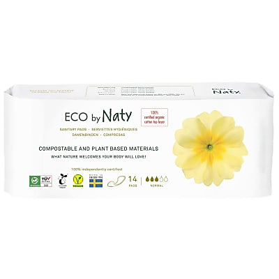 Eco by Naty Damenbinden - Normal