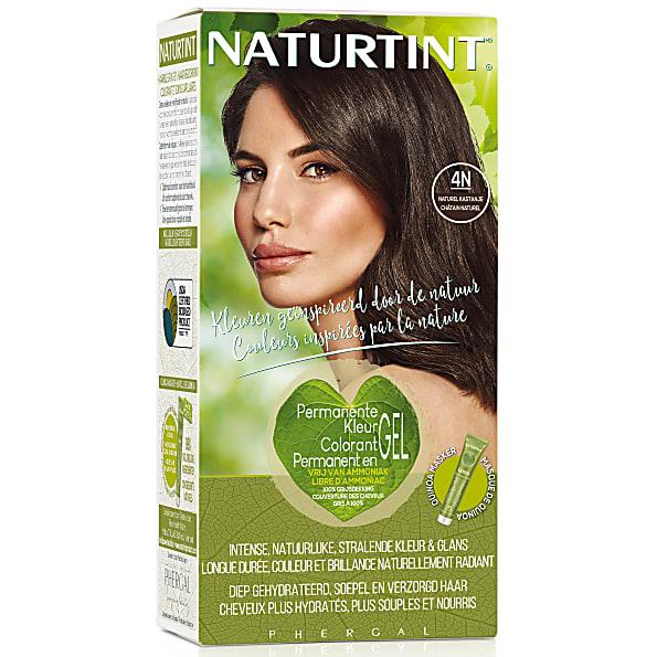Naturtint Permanent Natürliche Haarfarbe 4n Natural Chestnut Natürliche Kastanie