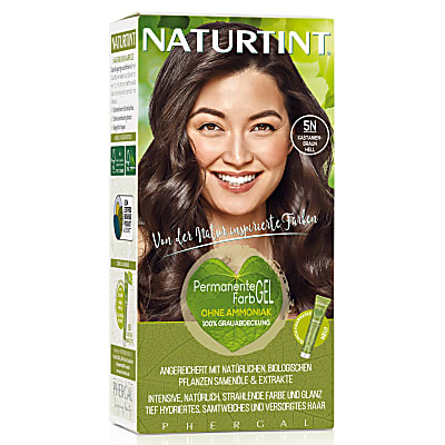 Naturtint Permanent Natürliche Haarfarbe - 5N Light Chestnut Brown