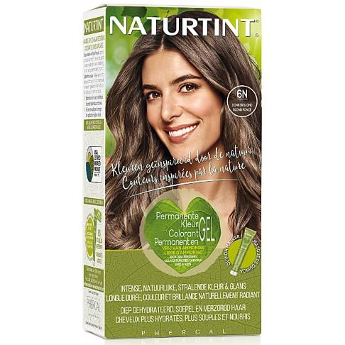 Naturtint Permanent Natürliche Haarfarbe - 6N Dark Blonde - dunkelblond