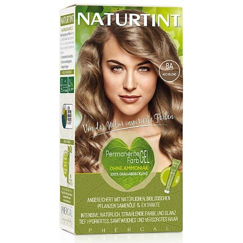 Naturtint Permanent Natürliche Haarfarbe - 8A Ash Blonde - aschblond