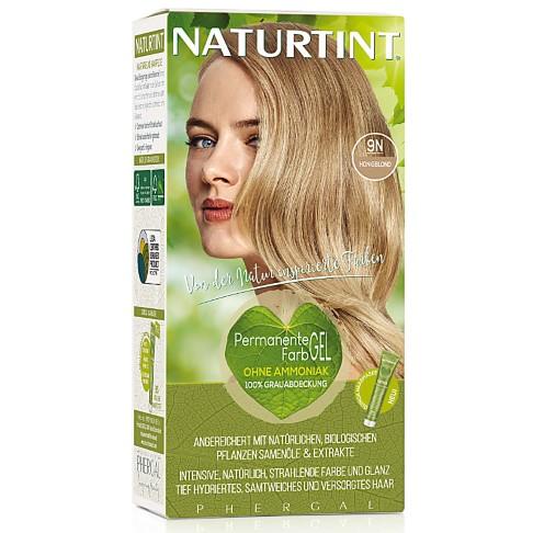 Naturtint Permanent Natürliche Haarfarbe - 9N Honey Blonde - honigblond