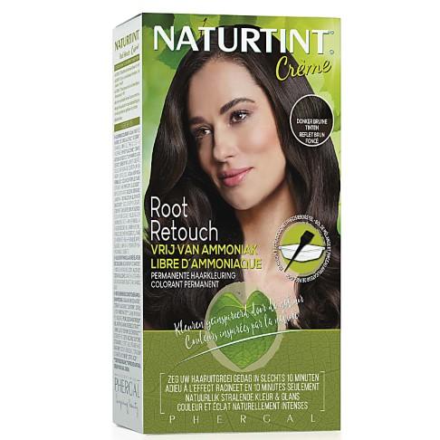 Naturtint Root Retouch Crème Dark Brown 45ml
