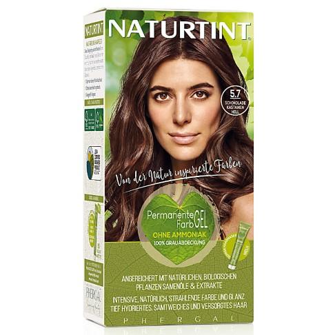 Naturtint Permanent Natürliche Haarfarb - 5.7 Light Chocolate Chest
