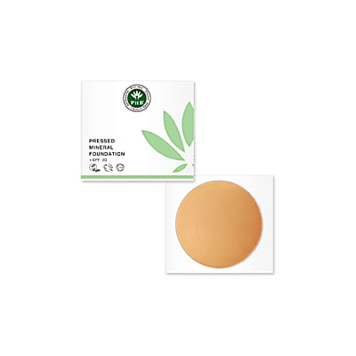 PHB Ethical Beauty Pressed Mineral Foundation 16g: Tan - Make-up