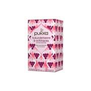 Pukka Holunderbeere & Echinacea Tee (20 Beutel)