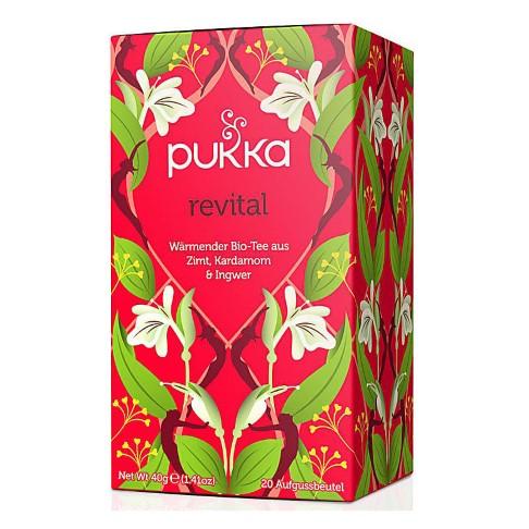 Pukka Revital Tee (20 Beutel)
