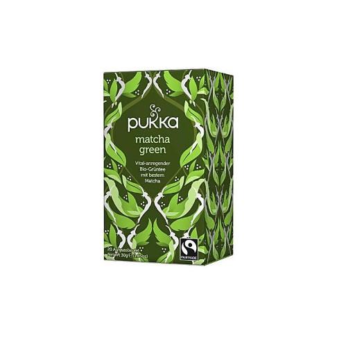 Pukka Matcha Green (20 Beutel)