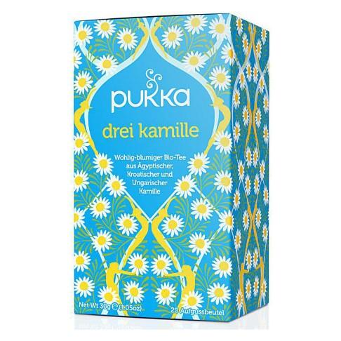 Pukka Drei Kamille Tee (20 Beutel)