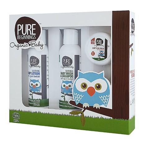 Pure Beginnings Baby Gift Set - Geschenkset