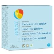 Sonett Waschpulver Color Sensitive -  1.2 kg (30 Waschladungen)