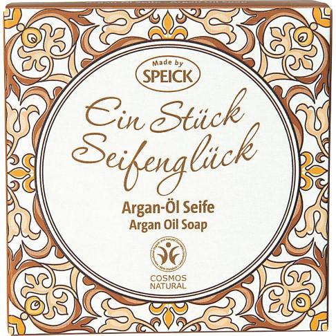 Speick Ein Stück Seifenglück  - Argan Öl Seife
