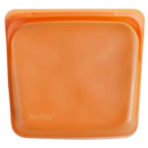 Stasher Bag Citrus 18 x 19cm  - Wiederverwendbare Beutel