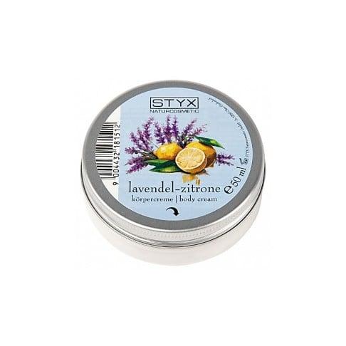 STYX Lavendel-Zitrone Körpercreme 50 ml