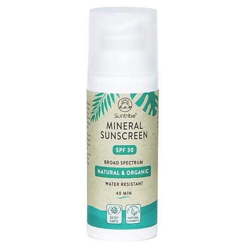 Suntribe Body LSF 30 (wasserfest) 50 ml - Mineralischer Sonnenschutz