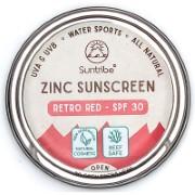 Suntribe Zinc Cream Red - Mineralischer Sonnenschutz LSF30