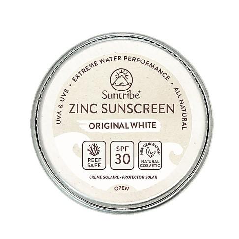 Suntribe Zink Sunscreen Face - Sonnencreme LSF30