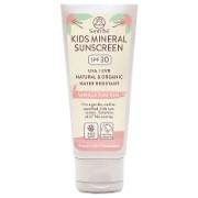 Suntribe Natural Mineral Sunscreen KIDS  - Sonnenschutzcreme für Kinder LSF30