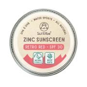 Suntribe Zink Cream Red MINI - Sonnenschutzcreme 10g