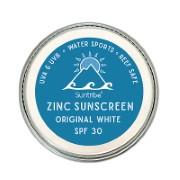 Suntribe Zink Sunscrren Face MINI - Sonnencreme 10g