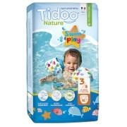 Tidoo Nature Swim & Play - Schwimmwindel Größe 3 (4-9 kg)