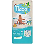 Tidoo Nature Swim & Play - Schwimmwindeln Größe 4 (8-15 kg)