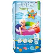 Tidoo Nature Swim & Play - Schwimmwindeln Größe 5 (12-18 kg)