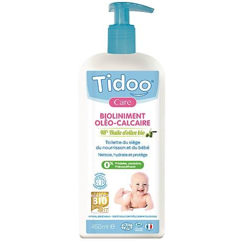 Tidoo - Bio-Pflegeöl mit Öl und Calcium - 450ml