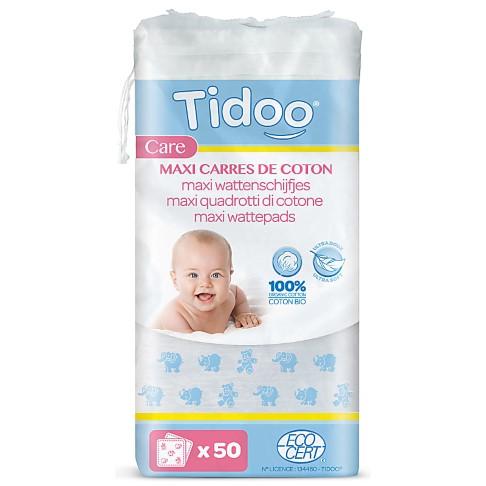Tidoo - Baby Wattepads