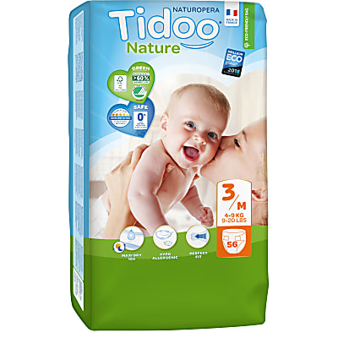 Tidoo Nature (vorher Tag &  Nacht) - Midi (4-9kg)