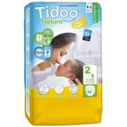 Tidoo Nature - Windeln (vorher Tag & Nacht) - Mini (3-6kg)