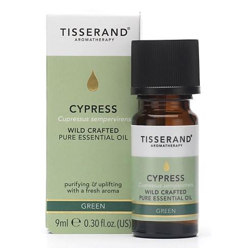 Tisserand wildwachsendes ätherisches Zypressenöl (9ml)