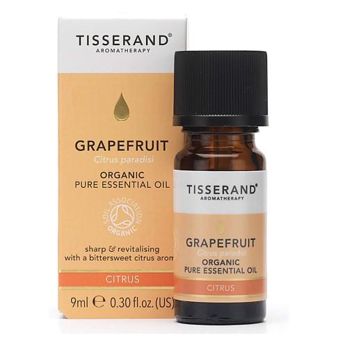 Tisserand Grapefruit ätherisches Öl Bio 9ml