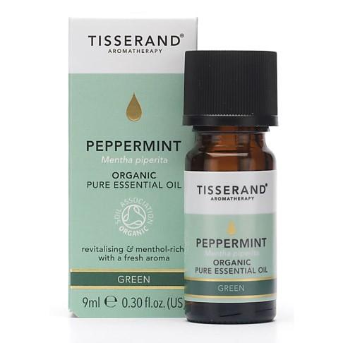 Tisserand Pfefferminze Bio ätherisches Öl 9 ml