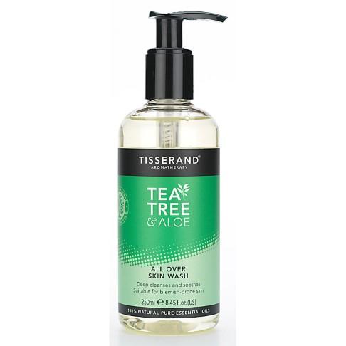 Tisserand Tea Tree & Aloe Tiefenreinigende Hautreinigung