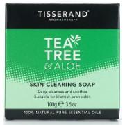 Tisserand Tea Tree & Aloe Hautreinigende Gesichtsseife