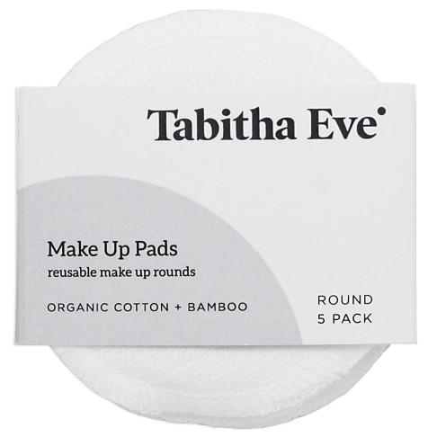 Waschbare Make-up Entferner Pads (5-er Pack)