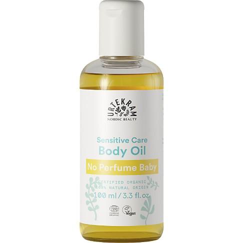 Urtekram No Perfume Baby Körperöl Bio