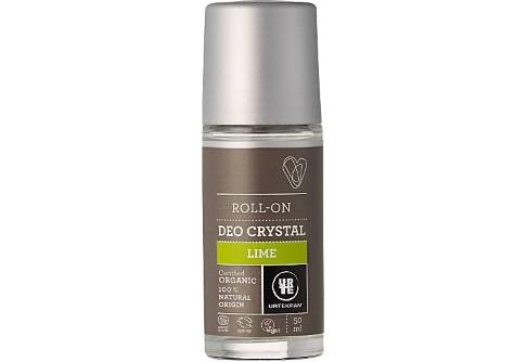 Urtekram Limonen-Deokristall Roll-On