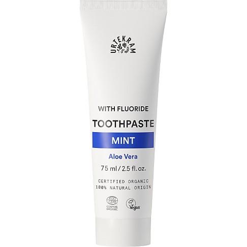 Urtekram Mint & Fluoride Toothpaste