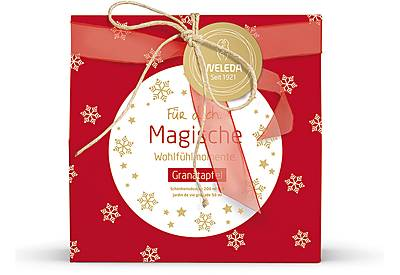 Weleda Granatapfel Geschenkset - Magische Wohlfühlmomente