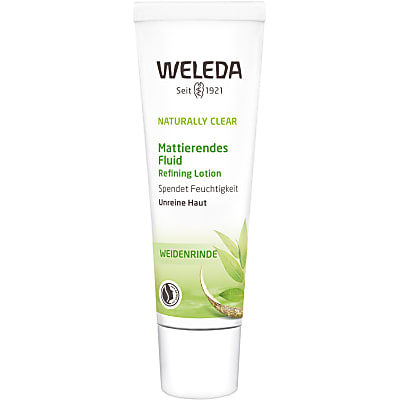 Weleda Naturally Clear - Mattierendes Fluid