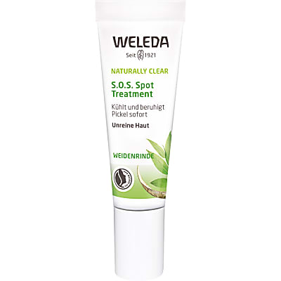 Weleda Naturally Clear SOS Spot Treatment - Gegen Pickel und Unreinheiten
