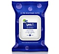 Yes To Blueberries Brightening Facial Towelettes - Reinigungstücher