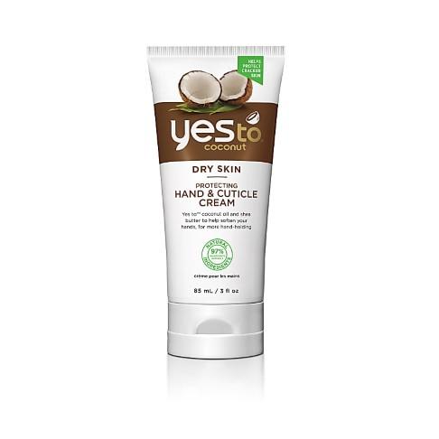 Yes To Coconut Schützende Hand- und Nagelhaut Creme